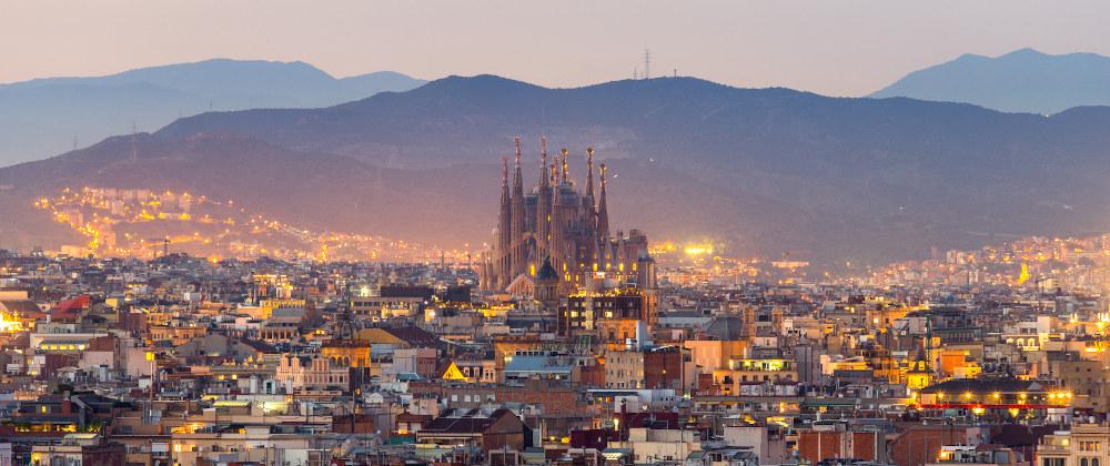 Catalunya des de la Xina