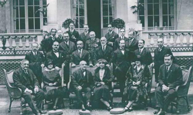 Académicos de nuestra historia centenaria: Pedro Gerardo Maristany y Oliver