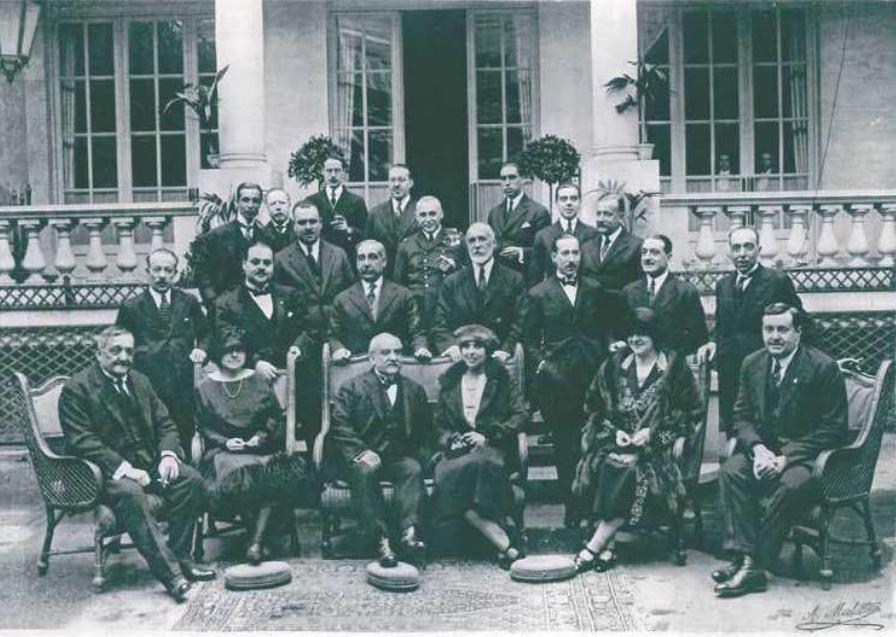 Acadèmics de la nostra història centenària: Guillermo de Benavent Camps