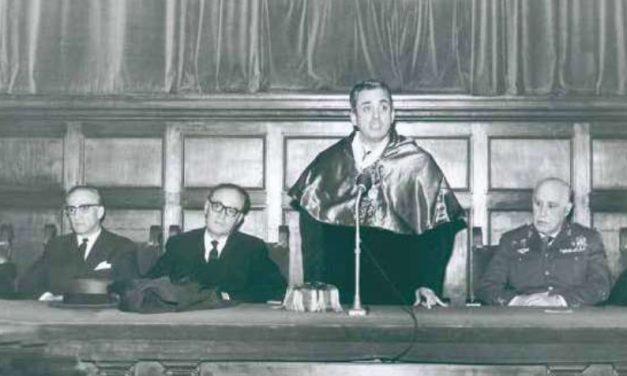 Académicos de nuestra historia centenaria: Jorge Xifra Heras