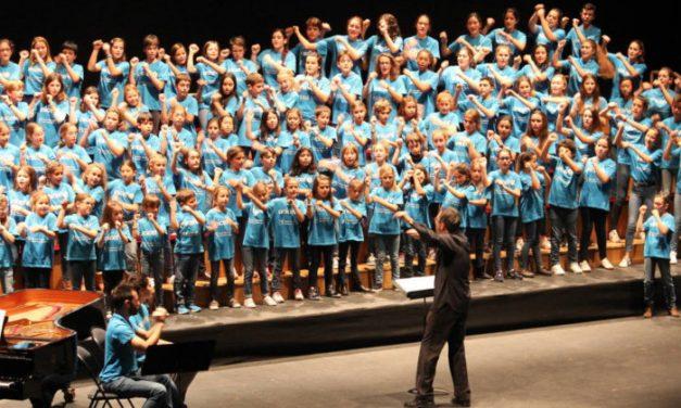 Niños cantores, voces más sanas