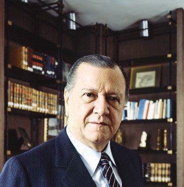 Acadèmics de la nostra història centenària: Rafael Caldera Rodríguez