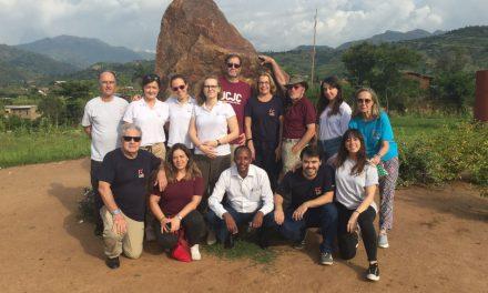 Nova missió a Burundi