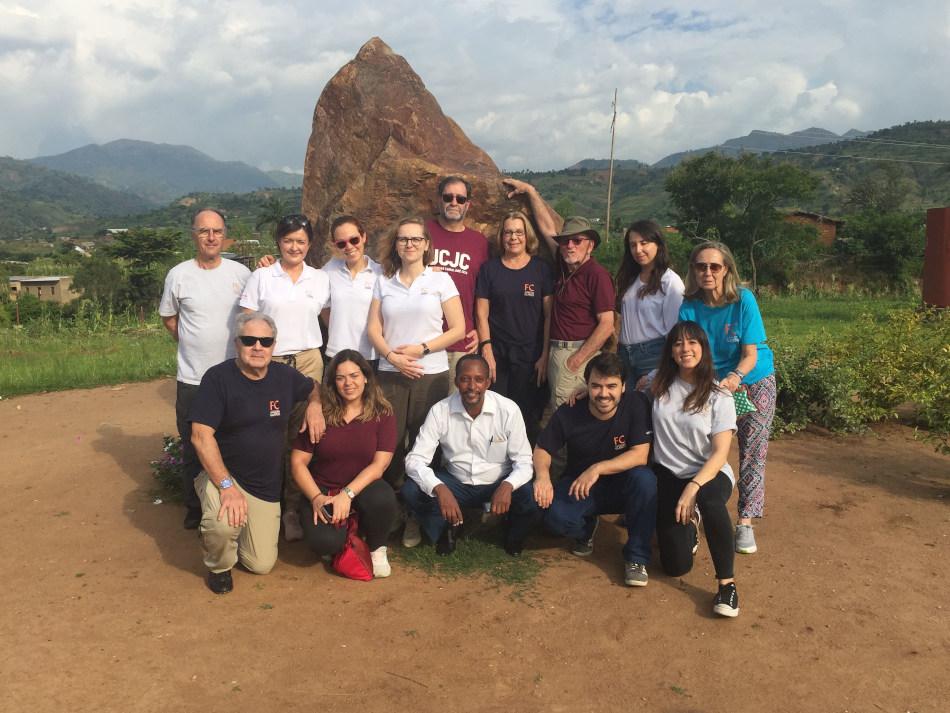 Misión humanitaria de la Fundación Clarós a Burundi