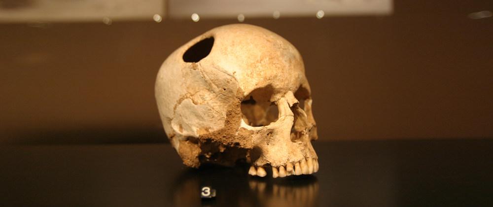 La malaltia a la prehistòria balear