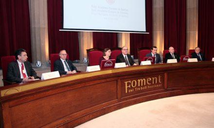 Inauguración del curso interacadémico y del curso de la Real Academia Europea de Doctores 2020
