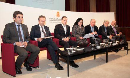 Presentation of the book «Revolución tecnológica y nueva economía» by Dr. José María Gay de Liébana