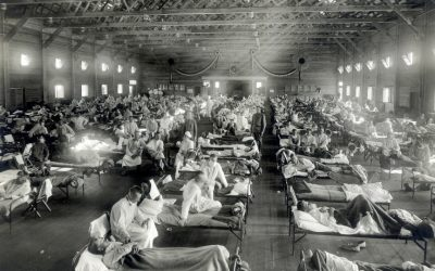 The Spanish flu of 1918, precedent of the coronavirus