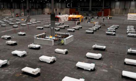 La lucha contra la Covid desde el hospital más grande de España