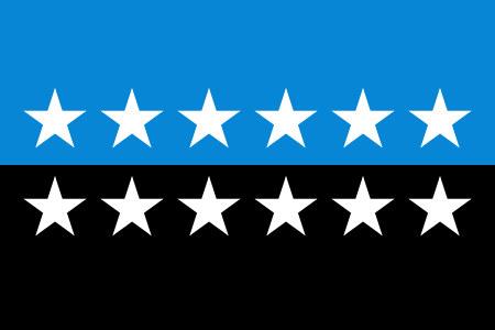 Bandera de la Comunidad Económica del Carbón y del Acero