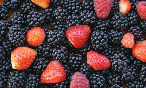 Frutos rojos para recuperar los buenos hábitos tras el confinamiento