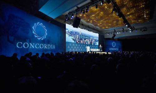 La trobada internacional Concòrdia Summit 2020 reuneix líders mundials per abordar els problemes actuals