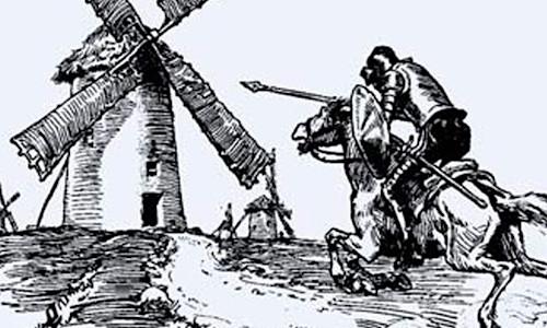El bálsamo de Fierabrás, la panacea cervantina