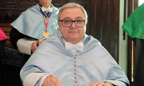 Acto de ingreso como Académico Numerario: Dr. José Ángel Brandín Lorenzo