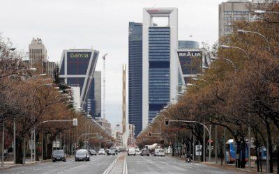 Combatent la Covid des de Madrid