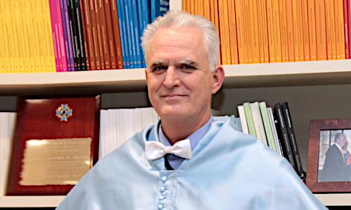 Acte d'ingrés com Acadèmic Numerari de la RAED: Dr. Raimund Herder
