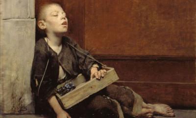 La representació artística de la infantesa a la França del segle XIX