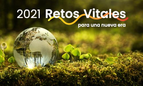 Presentación del proyecto Retos Vitales para una nueva era 2021