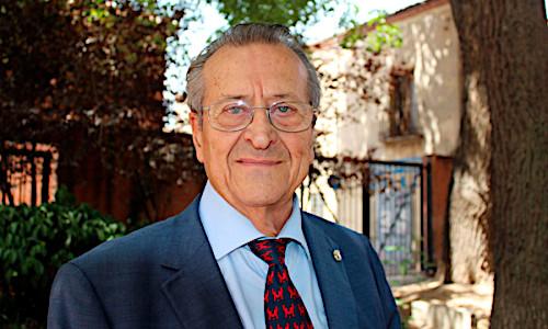 Acte d'ingrés com Acadèmic d'Honor de la RAED: Dr. Francisco González de Posada
