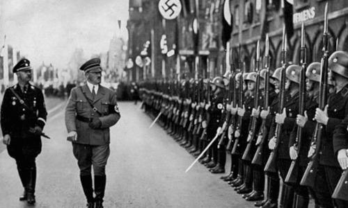 Los nazis descubrieron los agentes neurotóxicos como armas de guerra química