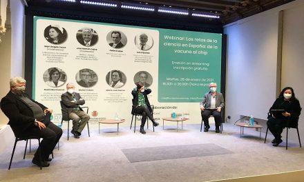 L'Acadèmia, amb el ministre de Ciència i Innovació i la recerca espanyola sobre la Covid