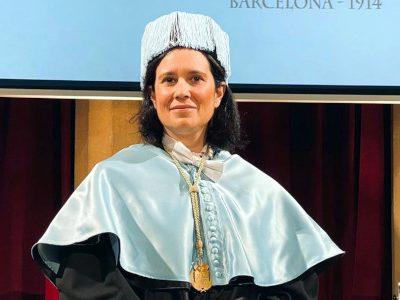 Acte d'ingrés com Acadèmica Corresponent de la RAED: Dra. Cecilia Kindelán Amorrich